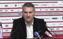 Rennes : Létang tente de recoller les pots cassés avec Julien Stéphan