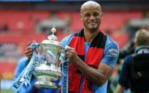 Vincent Kompany quitte Manchester City après 11 saisons