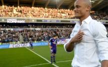 Vincent Kompany va devenir entraîneur joueur d'Anderlecht