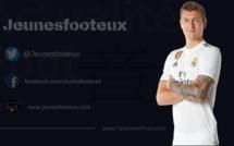 Real Madrid : Toni Kroos prolonge jusqu'en 2023