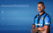 Wesley Moraes (Club de Bruges) proche de Newcastle