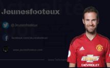 Manchester United : Newcastle veut Juan Mata