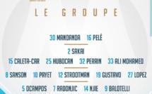 OM : une défense totalement décimée pour la réception de Montpellier