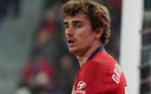 Griezmann (Atlético de Madrid) a repoussé les approches de Manchester United