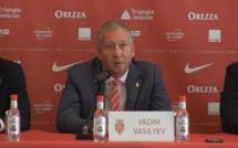 AS Monaco : Vadim Vasilyev a été surpris par sa mise à l'écart
