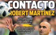 Direction le Barça pour Roberto Martinez et Thierry Henry ?