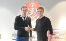 Olivier Dall'Oglio nouvel entraîneur du Stade Brestois