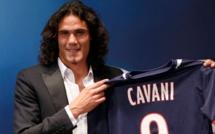 PSG : Edinson Cavani ne rejoindra pas l'Atlético de Madrid