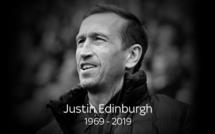 Décès du coach de Leyton Orient Justin Edinburgh