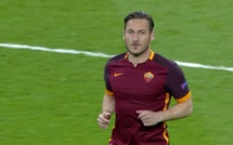 Le ras le bol de Totti qui claque la porte de l'AS Rome