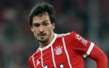 Mats Hummels quitte le Bayern Munich pour le Borussia Dortmund