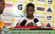 Plutôt le Barça que l'OL pour Diego Palacios ?