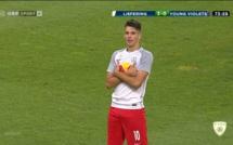 Dominik Szoboszlai plait beaucoup au RB Leipzig et au Bayer Leverkusen