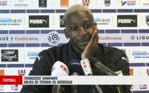 Bordeaux : le ton monte entre Sankharé et ses dirigeants