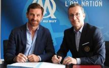 "OM - Mercato : les ambitions ""trop élevées"" de Villas-Boas"