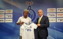 OFFICIEL : Njie quitte l'OM pour le Dynamo Moscou