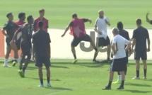 Juventus : Higuain pète un câble à l'entrainement