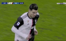 Juventus - Milan AC : la diva Cristiano Ronaldo prend cher !