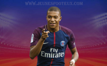 PSG : Il tacle l'attaquant du Paris SG, Kylian Mbappé