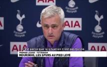 Man United - Tottenham : Mourinho allume, Dele Alli dézingue les Spurs !