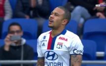 Lyon - Leipzig : Depay allume les supporters de l' OL