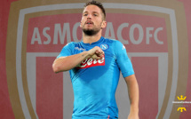 Monaco, OL - Mercato : Dries Mertens, direction la Ligue 1 ?