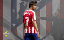 L'Atlético de Madrid de Diego Simeone, pas le bon club pour Joao Felix
