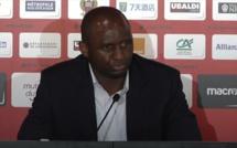 TFC - Nice : Vieira agacé par la suffisance de ses joueurs