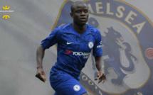Chelsea - Manchester United : grosse inquiétude pour N'Golo Kanté