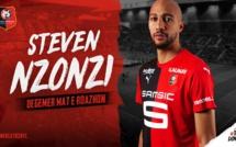 Stade Rennais - Mercato : Steven Nzonzi se sent bien à Rennes !