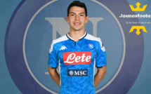 Dortmund - Mercato : Hirving Lozano (Naples) pour succéder à Jadon Sancho ?