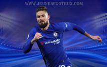 Chelsea : Lampard dithyrambique à l'égard de Giroud