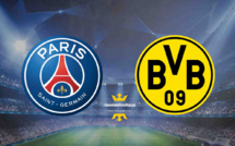 PSG - Dortmund : Compos probables de Paris SG - Borussia Dortmund !
