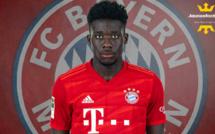 Manchester United a manqué de flair avec Alphonso Davies (Bayern Munich)