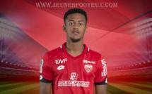 Dijon : Mounir Chouiar (ex RC Lens) a repris l'entraînement avec le DFCO
