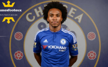 Chelsea - Mercato : Willian, déjà cinq propositions sur la table !
