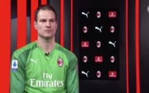 Milan AC : pour Begovic, la Serie A doit aller à son terme