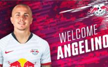 Manchester City : Angelino prêté à Leipzig sur demande de Guardiola