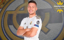 Real Madrid - Mercato : Déjà une offre de 40M€ pour Luka Jovic ?