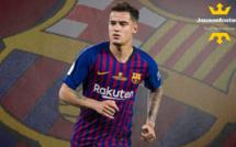 Barça - Mercato : Philippe Coutinho (Barça) vers la Premier League ?