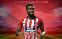 Atlético Madrid - Mercato : Manchester United fonce sur Thomas Lemar !