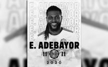Emmanuel Adebayor - contrat déjà rompu avec Club Olimpia ?