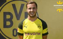 Dortmund : Mario Gotze intéresse West Ham et Everton