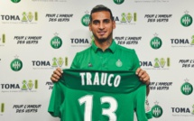 ASSE - Mercato : Saint-Etienne pas assez bon pour Trauco