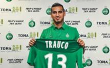 ASSE - Mercato : Trauco heureux chez les Verts de St Etienne mais...