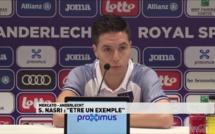 Anderlecht : Nasri sort du silence et pousse un coup de gueule