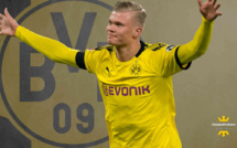 Borussia Dortmund : Erling Haaland et ses incroyables entraînements !