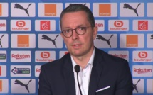 OM - UEFA : Eyraud confirme de probables sanctions, mais ...