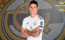 James Rodriguez du Real Madrid à l'Atlético ?