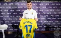 RC Lens - Mercato : Cristian Lopez aimerait revenir au RCL